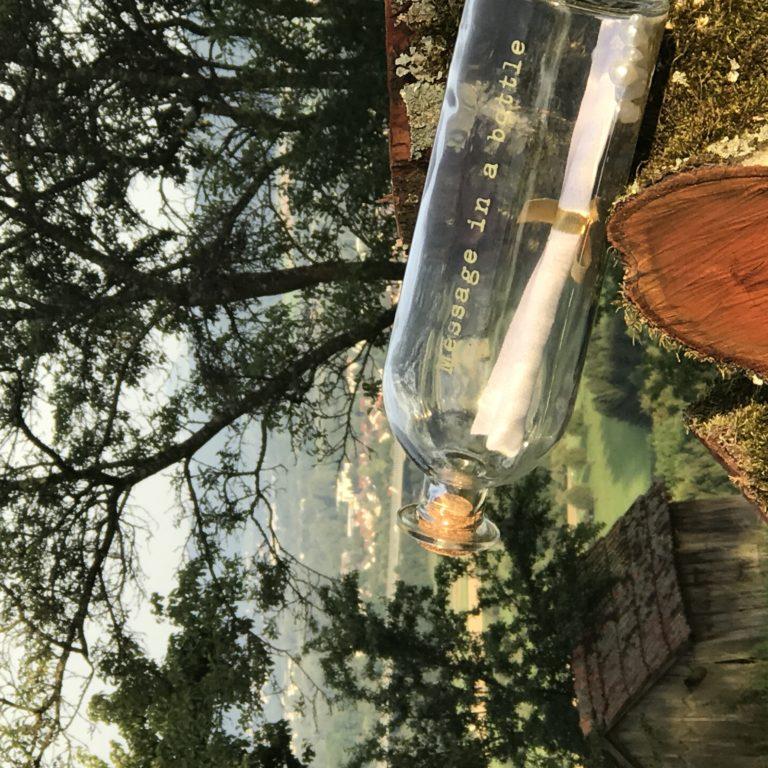 Message in a Bottle –kleine Geheimnisse und stilsichere Geschenkideen